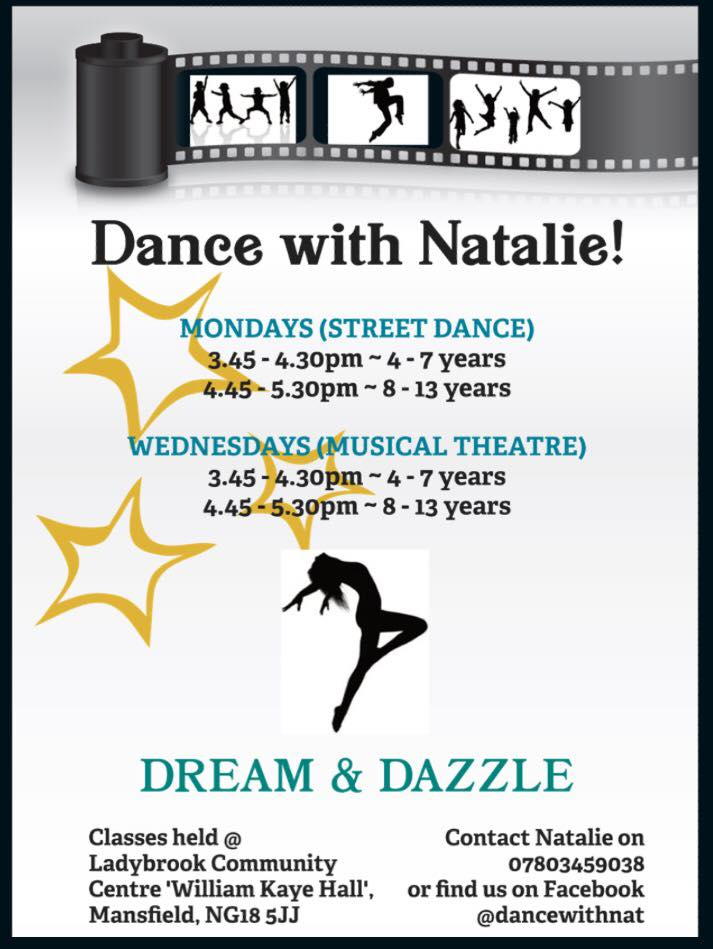dance with natalie